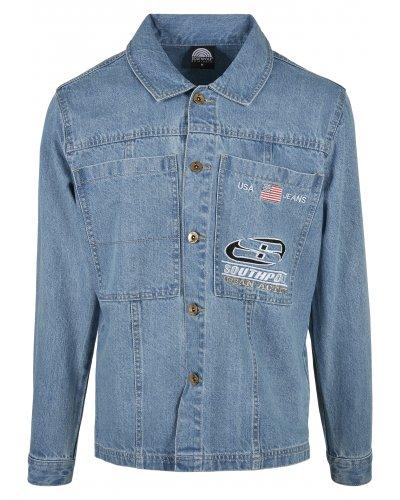 Southpole Denim Jacket Shirt