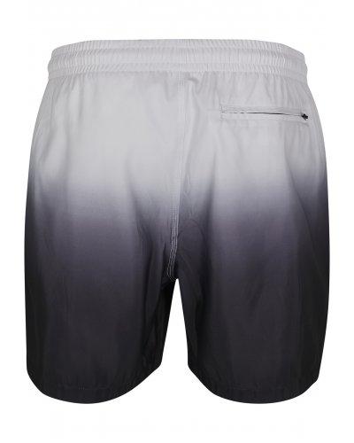 URBAN CLASICCS Dip Dye Swim Shorts