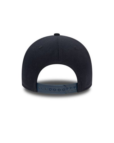 NEW ERA BOSTON RED SOX REPREVE TEAM CONTRAST NAVY 9FORTY CAP