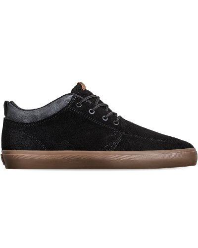 GLOBE GS Chukka Shoes Black/Grey/Tobacco