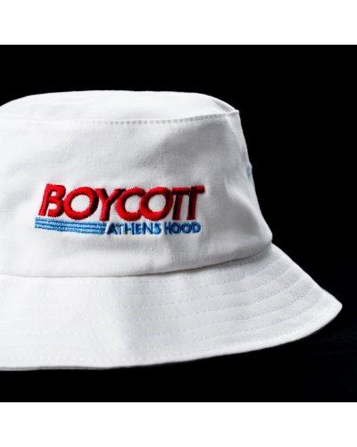 "A.H.B. WHITE ""ATHENS HOOD BOYCOTT"" BUCKET HAT"