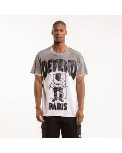 DEFEND PARIS T-SHIRT SEAT-OFF WHITE